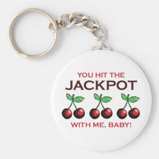 Jackpot Schlüsselanhänger
