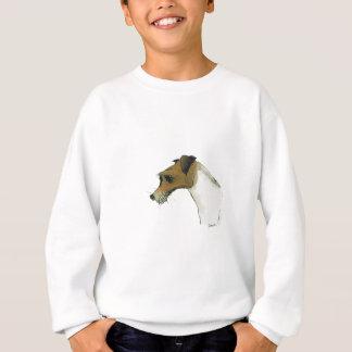 Jackrussell-Terrier, tony fernandes Sweatshirt