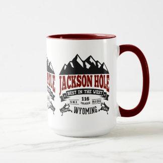 Jackson Hole Vintag Tasse