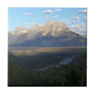 Jackson- Holeberge (großartiger Teton Keramikfliese