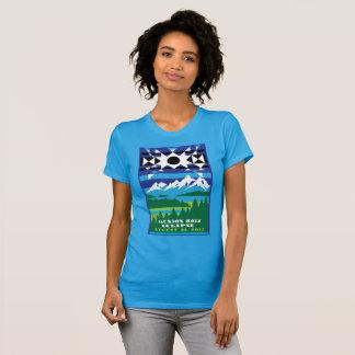 Jackson- HoleSonnenfinsternis-T-Shirt T-Shirt