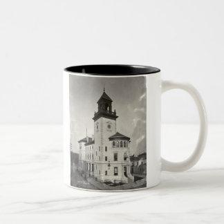Jacksonville-Gericht-Tasse Zweifarbige Tasse