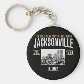 Jacksonville Schlüsselanhänger