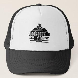 Jacksonville-Strand Truckerkappe
