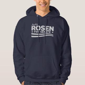 Jacky Rosen für Senat Hoodie