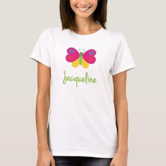 Jacqueline der Schmetterling T-Shirt