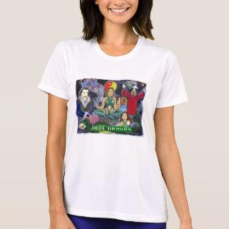 Jade-Drache T-Shirt