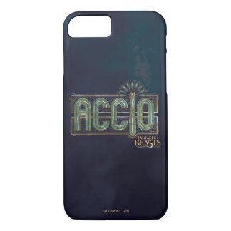 Jade-Kunst-Deko Accio Bann-Grafik iPhone 8/7 Hülle