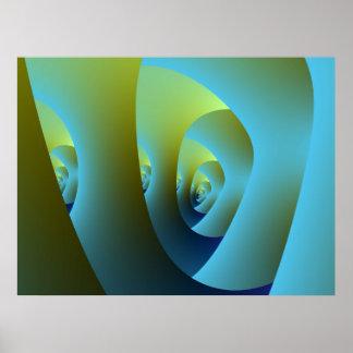 Jade-Labyrinth-Plakat Poster