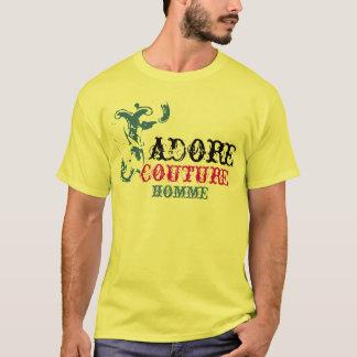 J'adore Couturen Homme T-Shirt