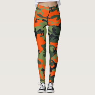 Jagd-Camouflage Leggings