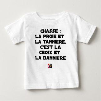Jagd: Die Beute und das Schlupfloch, ist es das Baby T-shirt