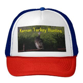 Jagd-Fernlastfahrer-Hut Kansas die Türkei Retrocap