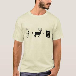 Jagd für Nahrungsmittelt-stück T-Shirt