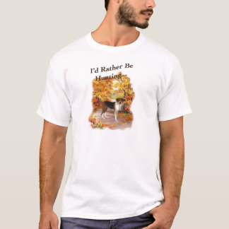Jagd-Jagdhund T-Shirt