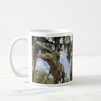 JagdTyrannosaurs Kaffeetasse