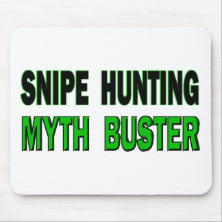 Jagen Sie Jagd-Mythos-Kerls Mousepad