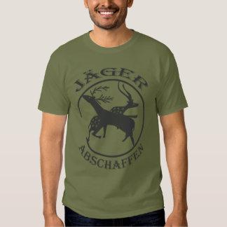 Jäger abschaffen - 02m shirts