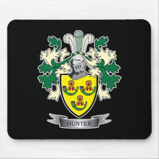 Jäger-Familienwappen-Wappen Mousepad