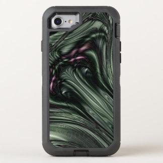 Jäger-Grün Digital OtterBox Defender iPhone 8/7 Hülle