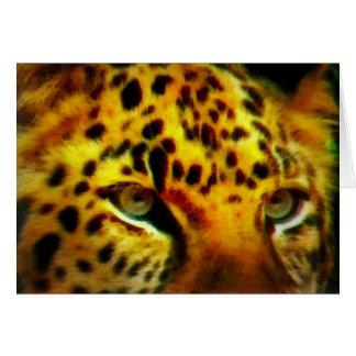 Jaguar-Augen Karte