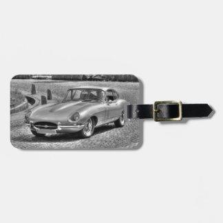 Jaguar Gepäckanhänger