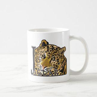 Jaguar Kaffeetasse