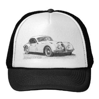 Jaguar Baseball Caps