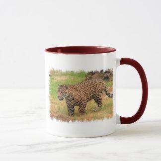 Jaguar-Keramik-Kaffee-Tasse Tasse
