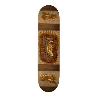 Jaguar-Krieger Skateboard Brett