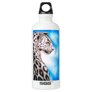 Jaguar-Kunst Aluminiumwasserflasche