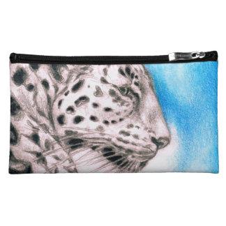 Jaguar-Kunst Kosmetiktasche