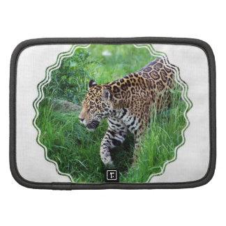 Jaguar-Lebensraum-Geldbörsen-Folio Planer