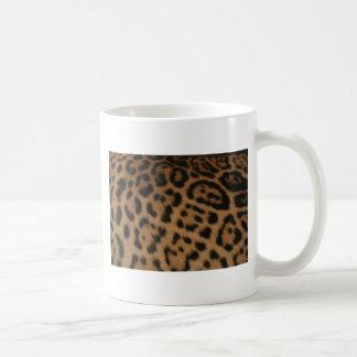 Jaguar-Muster Kaffeetasse