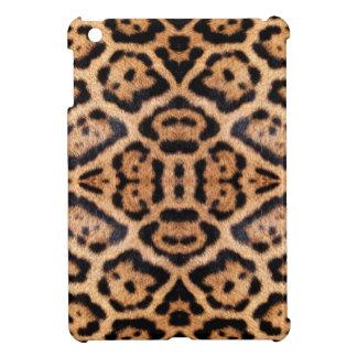 Jaguar-Pelz-Foto-Druck iPad Mini Hülle