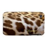 Jaguar-Pelz-große Katzen-wild lebende Tiere iPhone