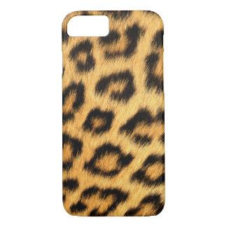 Jaguar-Pelz iPhone 8/7 Hülle