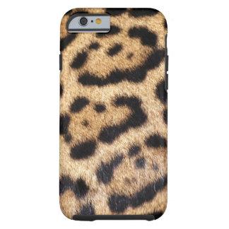 Jaguar-Pelz Tough iPhone 6 Hülle