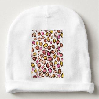 Jaguar Print Babymütze