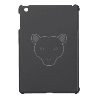 Jaguar schwarzer ipad Kasten iPad Mini Hülle