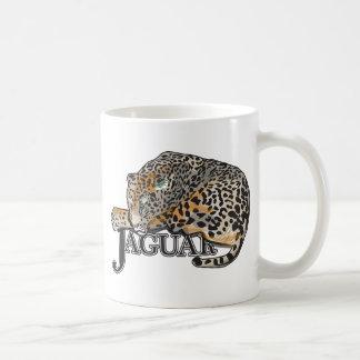 Jaguar-Tasse Kaffeetasse