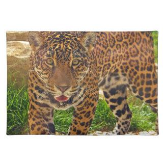 Jaguar Tischset