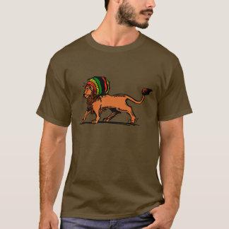 Jah König Rasta Lion T-Shirt