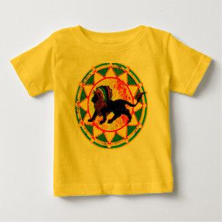 Jah König Vintage Baby T-shirt