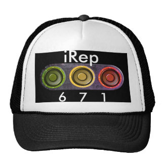 JAH LAUTSPRECHER CAP