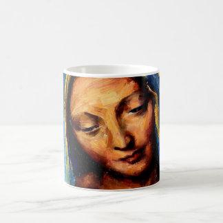 JAH MARIA hochauflösender Tasse