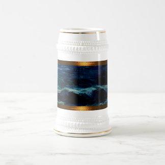 JAH MEER + hochauflösendere Seemann SchaleTasse Kaffee Haferl