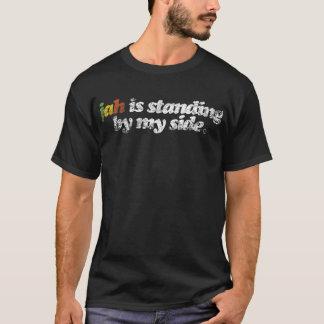 Jah steht meine Seite bereit T-Shirt