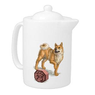 Jahr der Hundechinesischen Tierkreis-Kunst