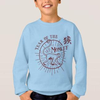 """""""Jahr des Affen """" Sweatshirt"""